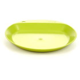 Wildo Camper Plate Flat, lime